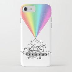Creating magic iPhone 7 Slim Case