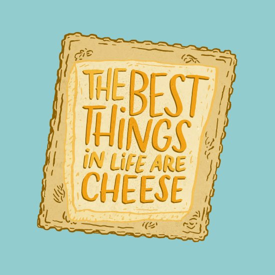 The Best Things in Life Art Print