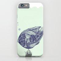 Floating Fish iPhone 6 Slim Case