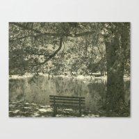 Tranquil I Canvas Print