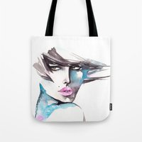 Wind Of Change Tote Bag