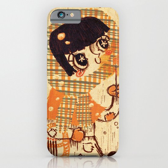 The Little Match Girl iPhone & iPod Case