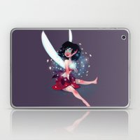 Crysta Ferngully Green Eyes Laptop & iPad Skin