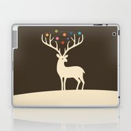 My Deer Universe Laptop & iPad Skin