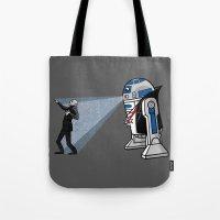 NOS4-R2 (star war dracula) Tote Bag