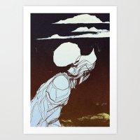 The Giant Art Print
