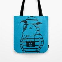 Cool Kid Tote Bag