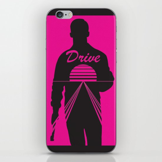 I Drive  iPhone & iPod Skin