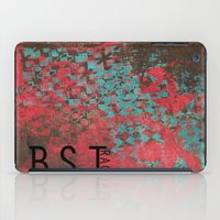 ABSTract 373. iPad Case