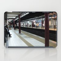 Subte iPad Case