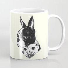 Dog - Tattooed BostonTerrier Mug