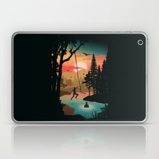 Swing Away Laptop & iPad Skin