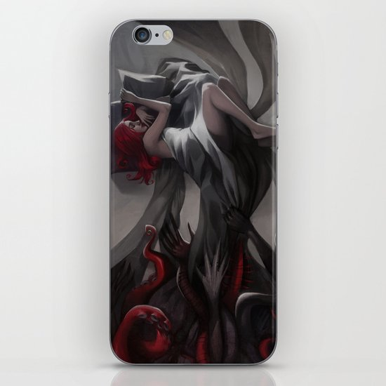 Oneirology iPhone & iPod Skin