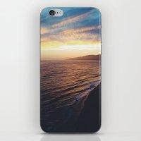Point Dume Sunset iPhone & iPod Skin
