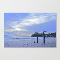 Welcome To Ba Kan Tiang … Canvas Print