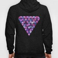 Berry Purples - Triangle… Hoody