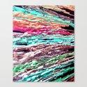 Wax #5 Canvas Print