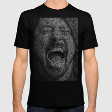 Dave Grohl. Best Of You Mens Fitted Tee Black SMALL