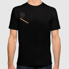 Pink Floyd - Dark Side of the Moon Black Mens Fitted Tee SMALL