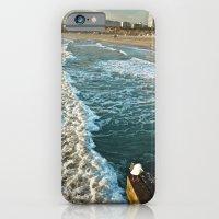 Santa Monica Pier 1 iPhone 6 Slim Case