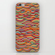 festive river iPhone & iPod Skin