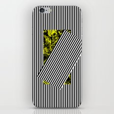 Come Out Of The Shadow iPhone & iPod Skin