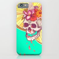 Skull Grave iPhone 6 Slim Case