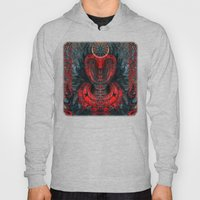 Seen Through Flames and Ashes Hoody