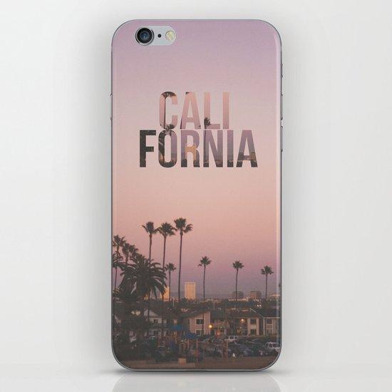 Newport, California iPhone & iPod Skin