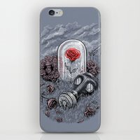 The Last Flower On Earth iPhone & iPod Skin