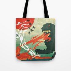Tokyo or Bust Tote Bag