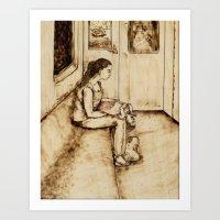 Enjoyment Art Print