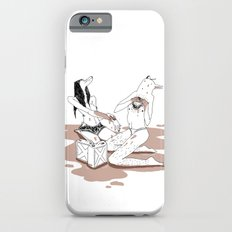 Oil me up before you go go Slim Case iPhone 6s