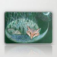 White Forest Laptop & iPad Skin