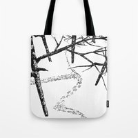 THE ENCOUNTER Tote Bag