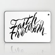 Faith & Freedom II Laptop & iPad Skin