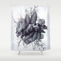 Another Place Shower Curtain