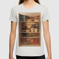 Fridge Candies  3   [REF… Womens Fitted Tee Silver SMALL