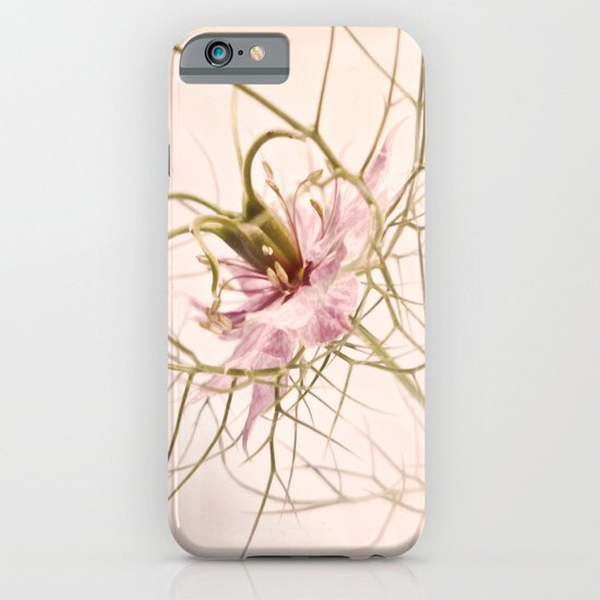 Nigella Pink iPhone & iPod Case
