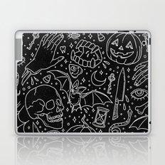 Halloween Horrors Laptop & iPad Skin