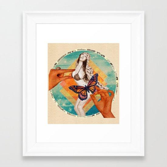 Sensasian I: Possess Framed Art Print