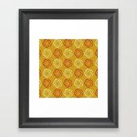Vernazza Charm Framed Art Print