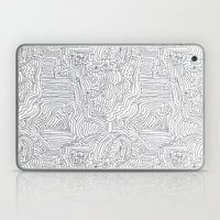 labyrinthe Laptop & iPad Skin