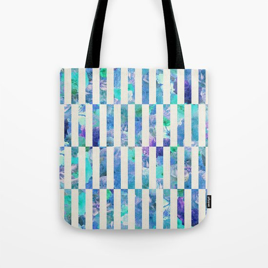FLORAL ORDER Tote Bag