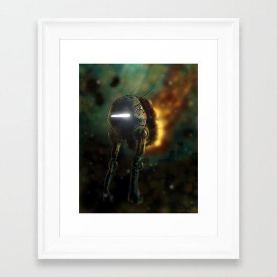 NO. 14 Framed Art Print
