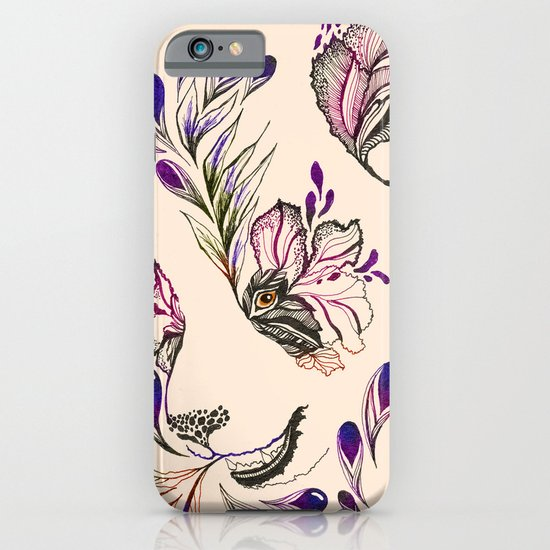 Hidden panda iPhone & iPod Case