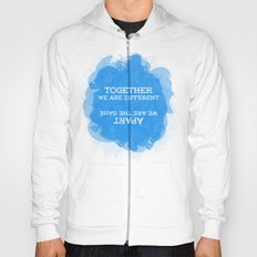 together and apart Hoody