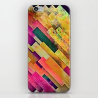 Ryys Abyyv iPhone & iPod Skin