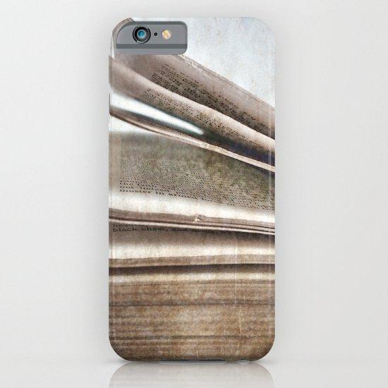 Open Book iPhone & iPod Case