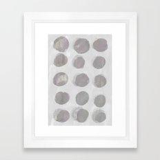 neutral Framed Art Print